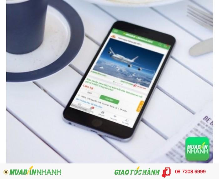 Đặt mua Vé máy bay Thai Airways trên mạng xã hội MuaBanNhanh