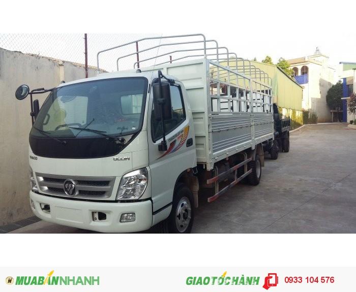 Bán xe OLLIN 700C- 7 tấn