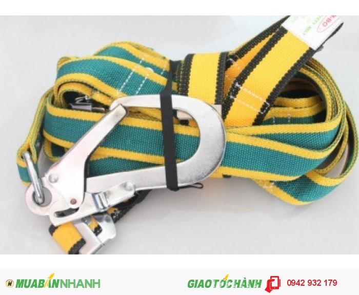 Dây đai an toàn toàn thân móc to 17 N6 - 189