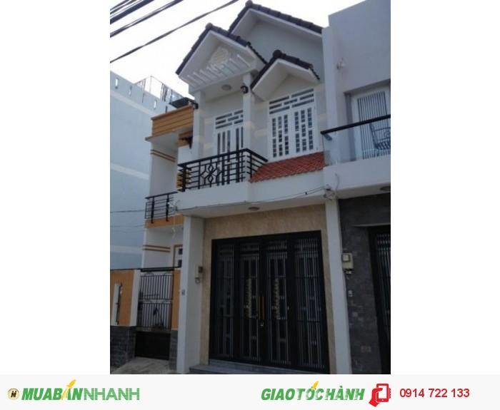 Nhà Bán Tuyệt Đẹp, Mới Xây Dựng Xong, Dt 4x12, Đúc 1 Tấm Giá 680 Triệu