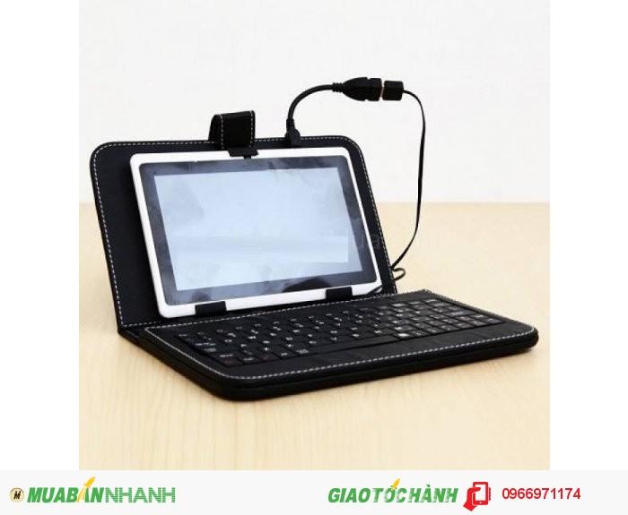 Bao da bàn phím dành cho máy tính bảng 10inch