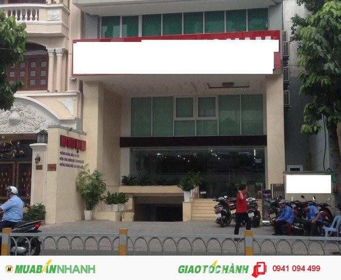 Cho thuê building mặt tiền Nguyễn Thị Minh Khai quận 1