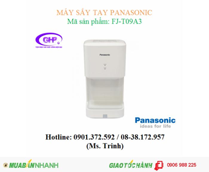 Máy sấy tay (có khay nước) Panasonic FJ-T09A3 giá tốt