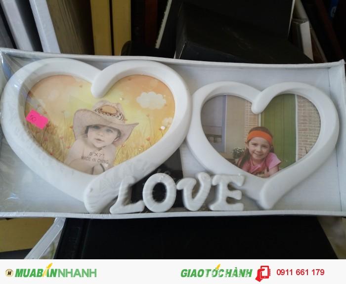 Ghi lại những khoảnh khắc vô cùng đáng yêu của bé bằng khung tranh sáng tạo này - Mã: KH50