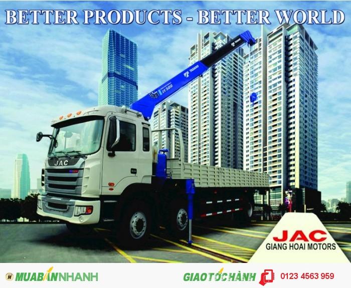 Cẩu JAC 3 chân HFC1245