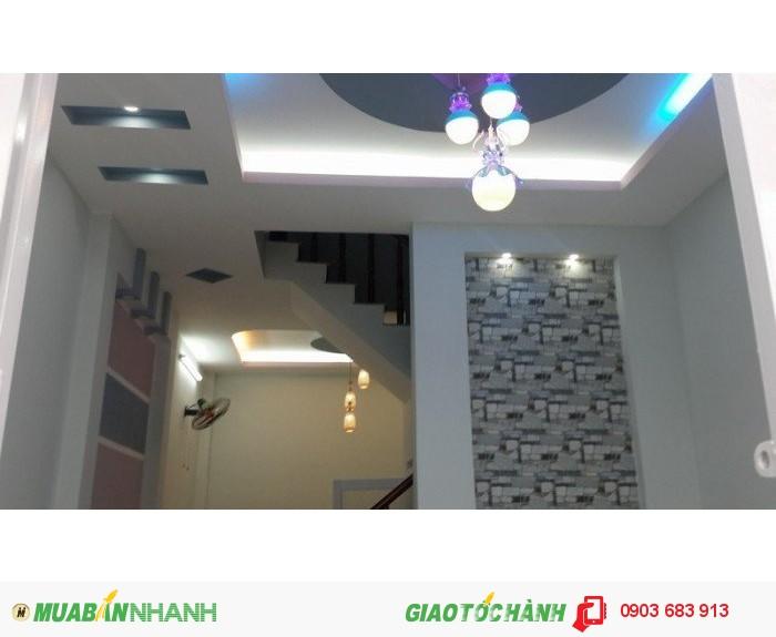 Nhà 2 Tầng 2PN 80m2 giá 870tr Lê Văn Lương MT 6m