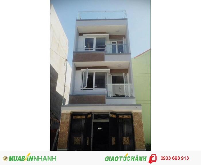 Nhà mới Lê Văn Lương (4x7m) 1T2L giá 780 triệu