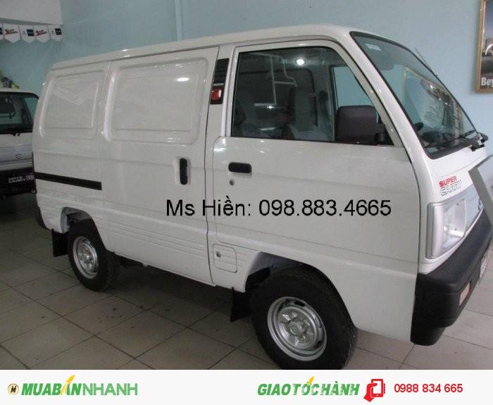 Bán xe bán tải Suzuki trả góp, lãi suất ưu đãi tại Quảng Ninh