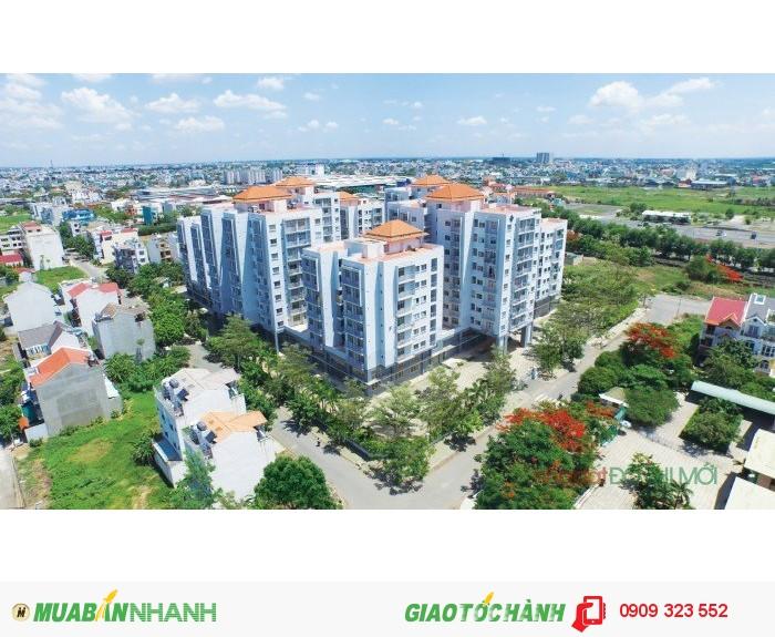 Căn Hộ Phú An Quận 12, Thanh toán 341 triệu, nhận nhà ở ngay, có sổ hồng sau 30 ngày.