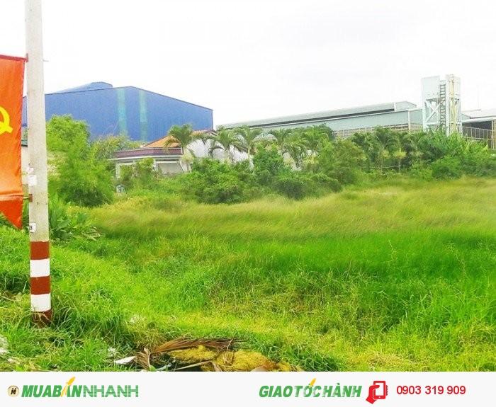 Đất xây xưởng, Quốc lộ 50, Bình Chánh 4700m2, chỉ 3tr/m2, hỗ trợ vay 80%.