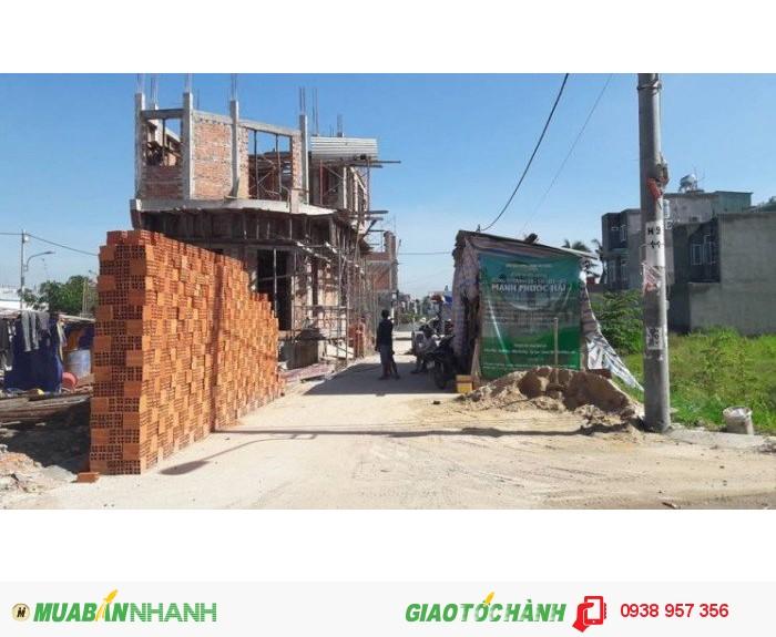 Bán đất Hà Huy Giáp, 930 triệu/nền, đường nhựa 7 m, đã có sổ hồng riêng