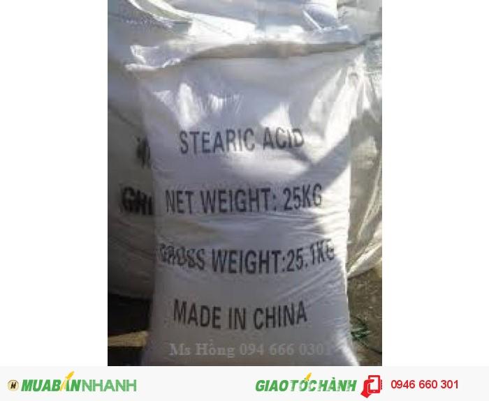 Axit Stearic, Acid Stearic, Axit béo, Acid béo, C18H36O22