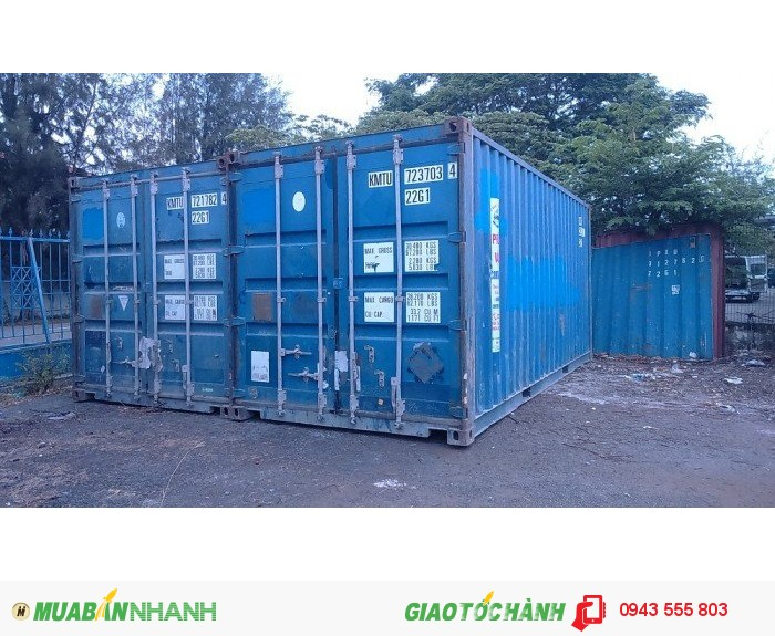 Container Kho 20 DC0
