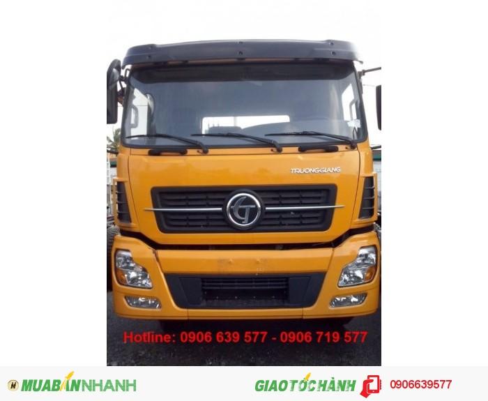 Công ty bán xe ben DongFeng Trường Giang 4 tấn, 5 tấn, 6 tấn, 7 tấn, 8 tấn, 9 tấn, 13 tấn