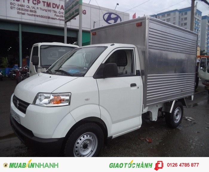 Bán xe tải suzuki 750kg công nhệ Nhật Bản bền bỉ, chất lượng.