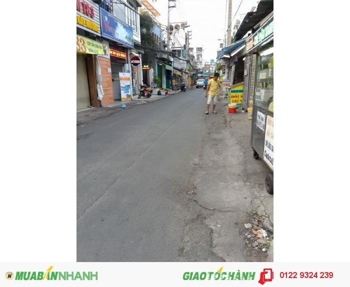 Nhà Mặt Tiền 3,2x20m Bành Văn Trân P7 Tân Bình