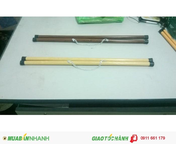 Ống trúc, ống sáo treo tranh