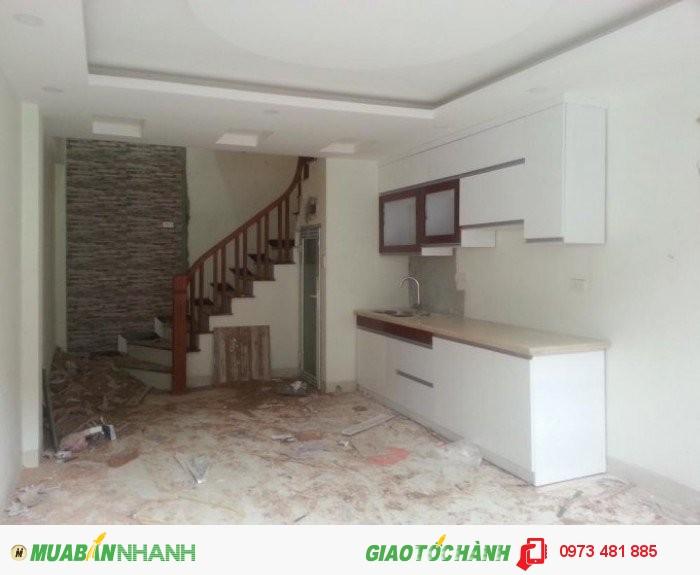 Bán nhà mặt ngõ Khương Đình, Thanh Xuân 34m2 x5T mới tuyệt đẹp giá 2.65 tỷ