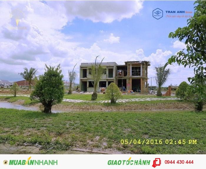 Đất nền thổ cư, SHR, thuộc Dự án Bella Vista, Khu Đô Thị Sinh Thái Tây Bắc Sài Gòn
