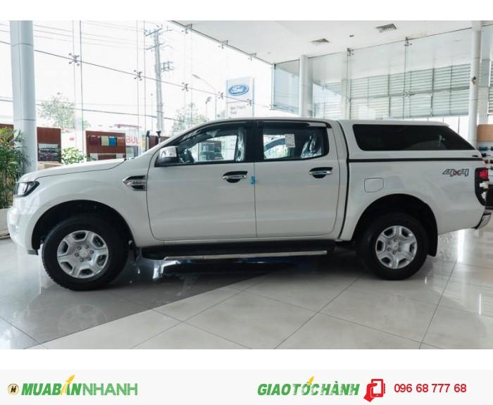 Ford Ranger XLS - Khuyến mãi khủng, trả trước 150 triệu, giao xe tận nhà 2