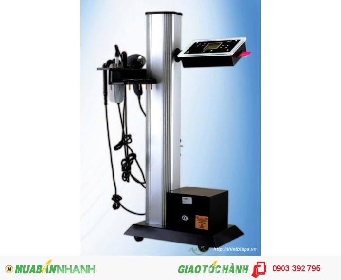 Máy RF giảm béo mỡ bụng thiết bị spa thẩm mỹ0