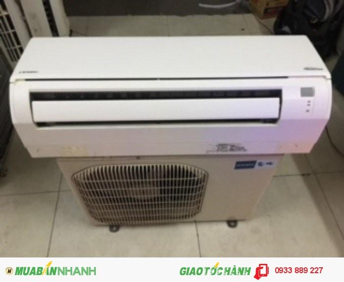 Bán máy lạnh nội địa nhật tiết kiệm 70% điện mới 90%  inverter giá rẻ0