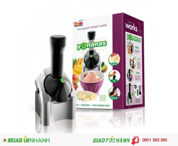 Nhà bạn đã có Máy làm kem Yonauas tiện dụng này chưa? - MSN383027