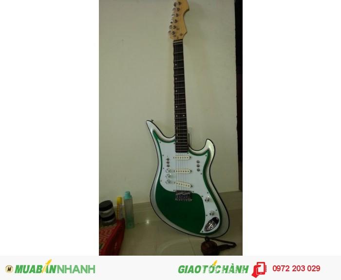 Đàn Guitar Điện Phím Lõm