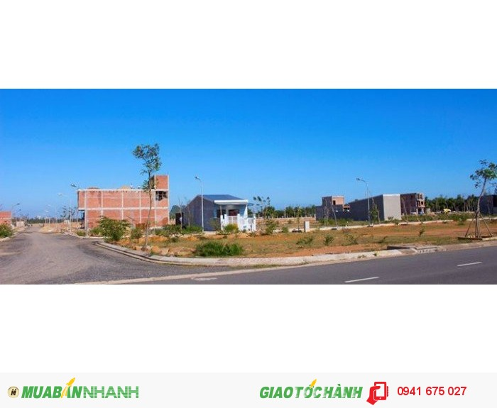 Khu ĐT mới Hòa Qúy tiện lợi giá rẻ chỉ 4,9 tr/m2 nơi xây dựng nhà ở lý tưởng nhất.