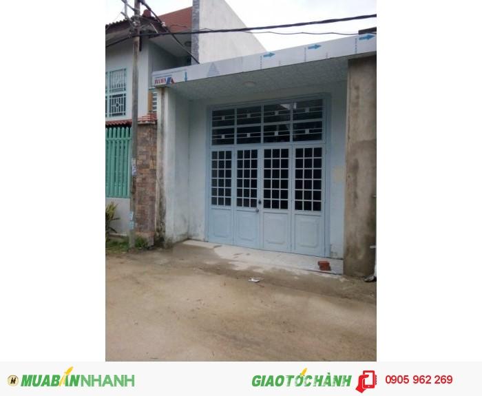 Bán gấp nhà cấp 4, hướng ĐN, đường Nguyễn Văn Ơn