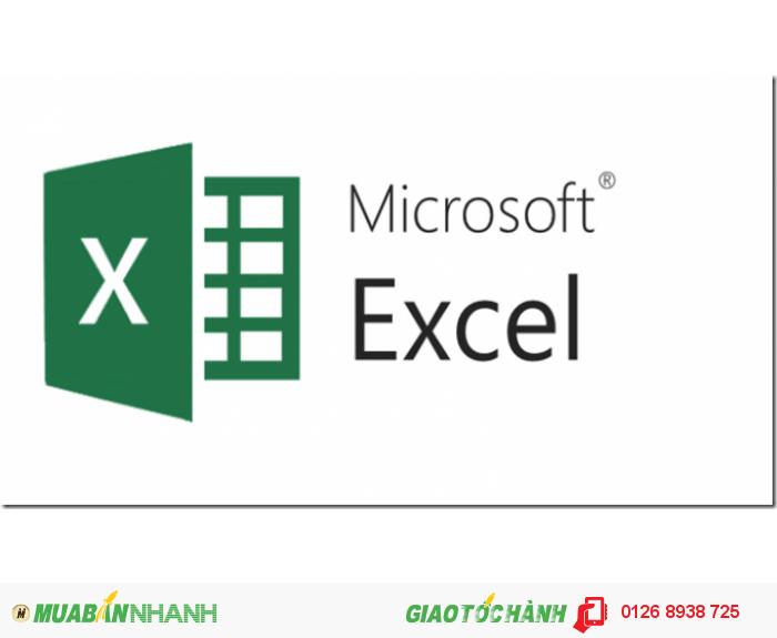 Dạy Tin học cấp tốc. Word, Excel, Access