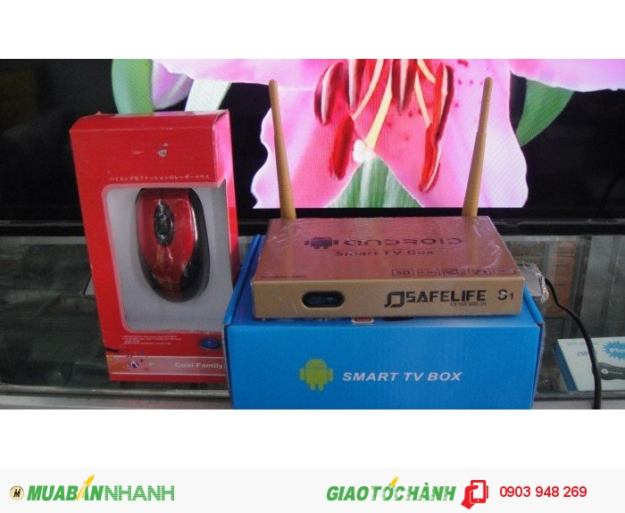 Android TV Box SAFELIFE S1, SẢN XUẤT TẠI VIỆT NAM2
