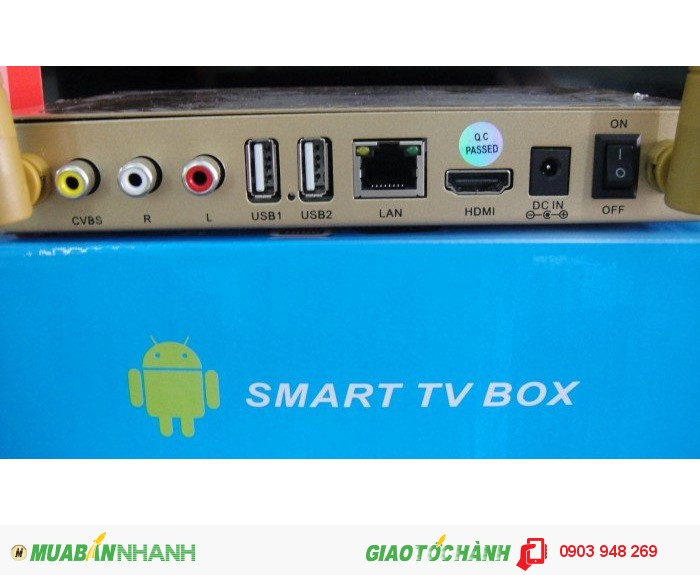Android TV Box SAFELIFE S1, SẢN XUẤT TẠI VIỆT NAM3