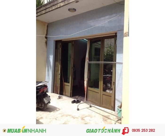 Bán Nhà Hẻm Hà Huy Giáp 800tr SHR