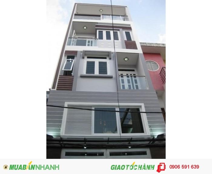 Bán gấp  nhà Đường PHẠM VĂN HAI ,P3,QTB  4.2mx14, GIÁ 3.6 TỶ