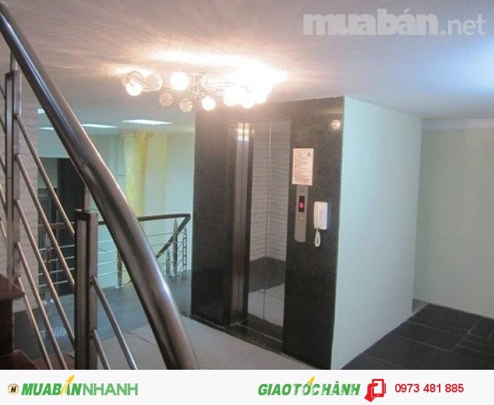 Bán nhà mặt ngõ  82m2 x5 tầng kinh doanh rất tốt giá 7,35 tỷ Nguyễn Khánh Toàn Cầu Giấy