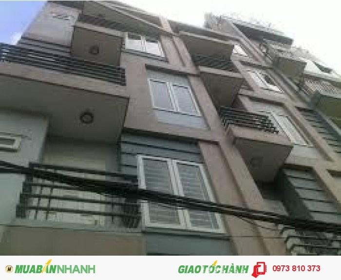 Bán nhà mặt phố Nguyễn Ngọc Vũ – Hà Nội 70m, mt 4m, 12.9 tỷ, kinh doanh.