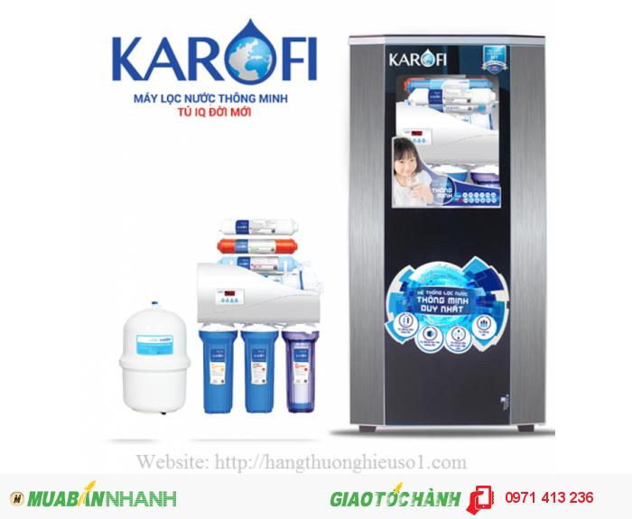 Máy lọc nước thông minh IRO Karofi 8 lõi KI8N-1