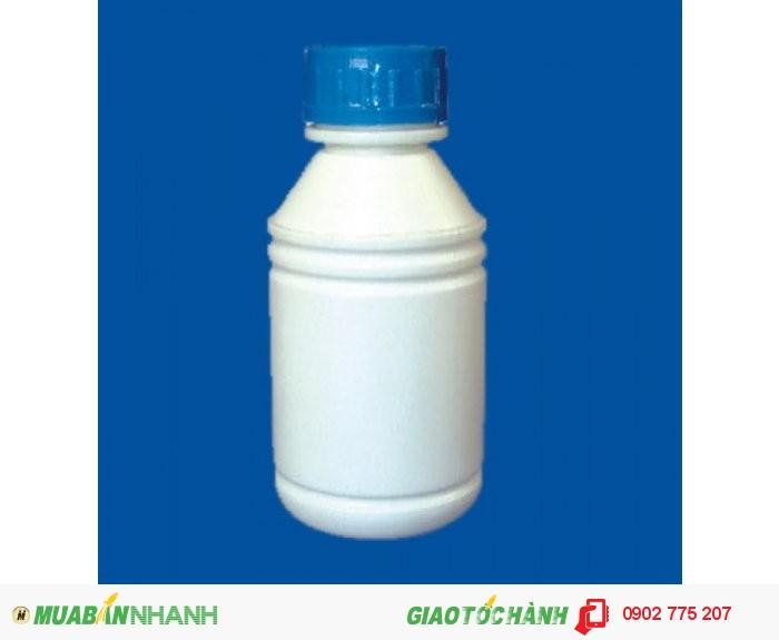 Chai nhựa 1 lít, chai nhựa đựng hóa chất, chai nhựa ngành nông dược 1 lít4