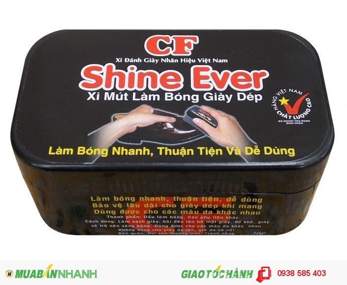 Xi đánh bóng giày CF Shine Ever0