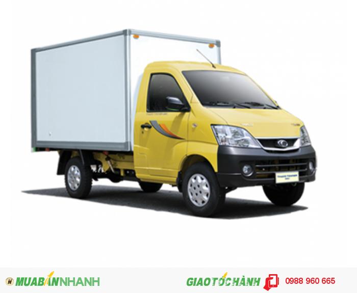 Xe tải 1 tấn - chuyển đồ gia dụng Hà Nội về tỉnh uy tín