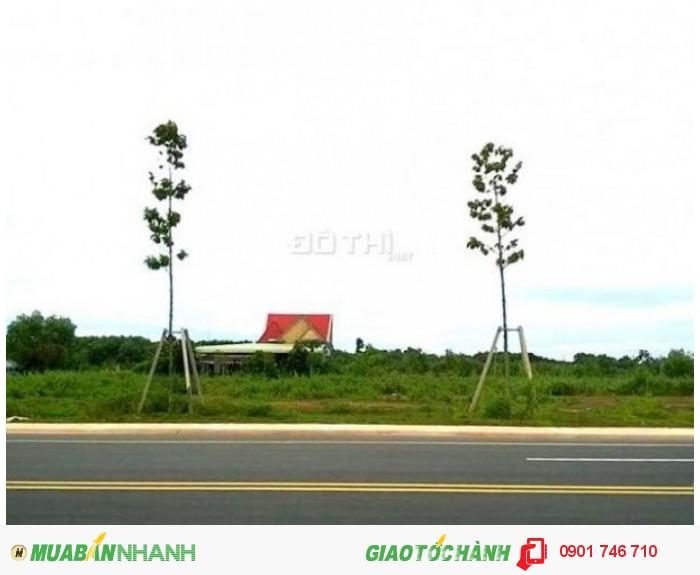 Mở bán chỉ 12  nền duy nhất dự án Quốc lộ 13 ,đối diện UBND phường Hiệp Bình Phước, giá từ 980 triệu