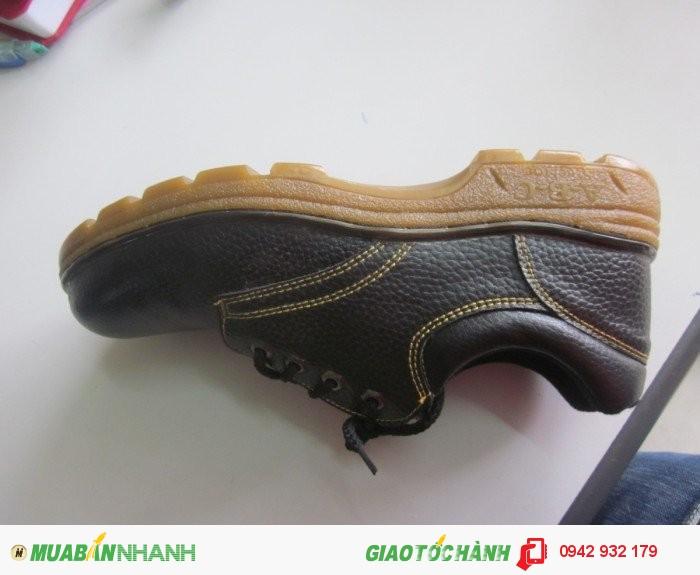 Giày ABC thấp cổ đế kếp chỉ vàng GD05
