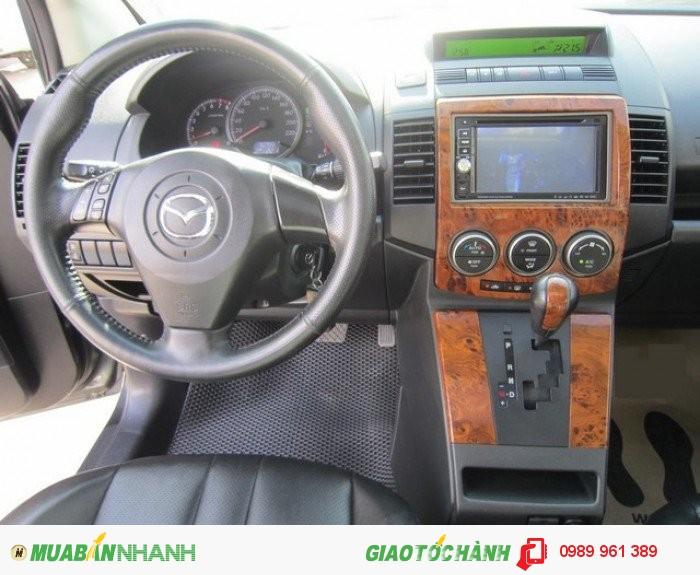 Bán Mazda 5 2.0AT đăng ký 2011, 655 triệu