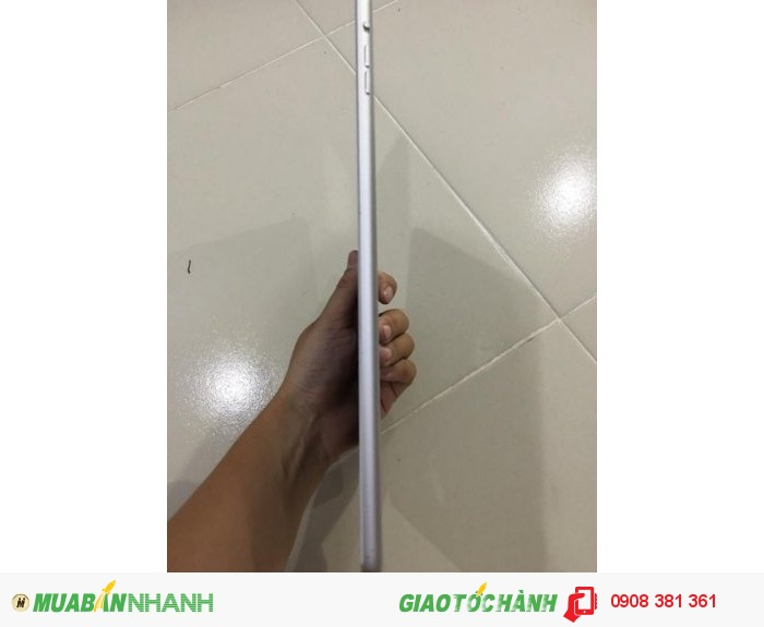 Ipad mini3 64g only wifi màu trắng 98% máy mỹ giá tốt