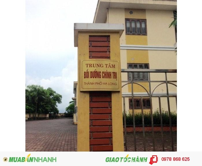 Trung tâm Bồi dưỡng Chính trị - Cao Xanh