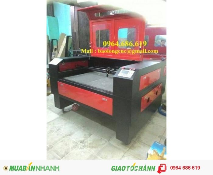 Máy cắt vải laser 1390 nhập khẩu giá rẻ