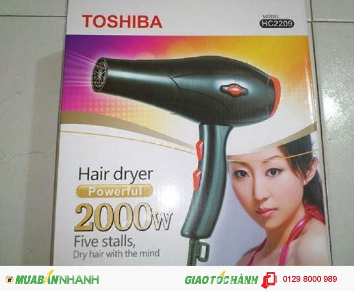 Máy sấy tóc 2 chiều Toshiba HD 2209 BH 3 THÁNG