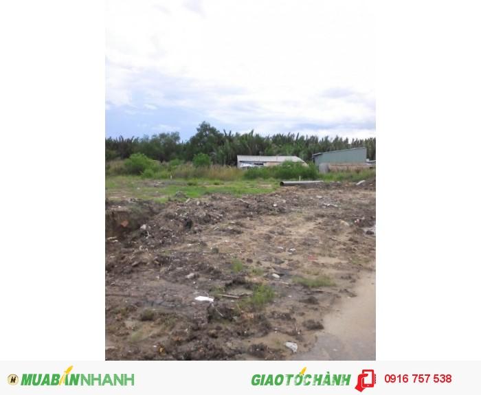 Sinh lời khi mua lô đất MT đường Nguyễn Bình nối dài giá 3 tr/m2 DT 1753m2
