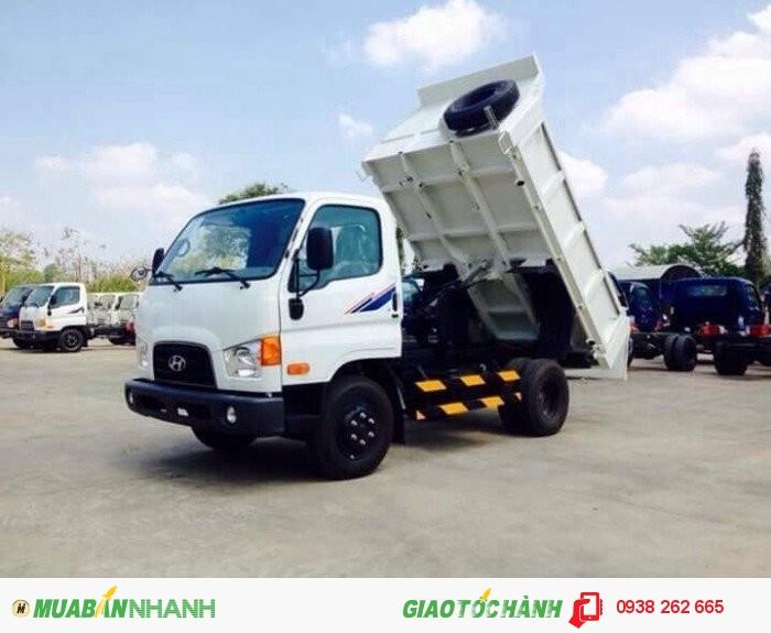 Xe tải Ben Hyundai hd99 5 tấn